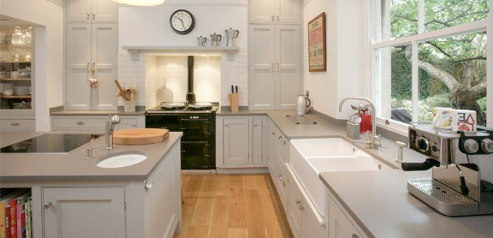 What does your new kitchen look like?